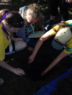 5-22-14 - Soil Testing Station