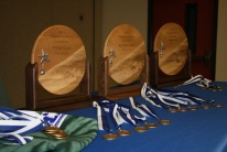 Awards lined up