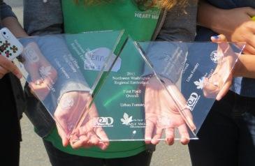 Mercer Slough Awards - 2015