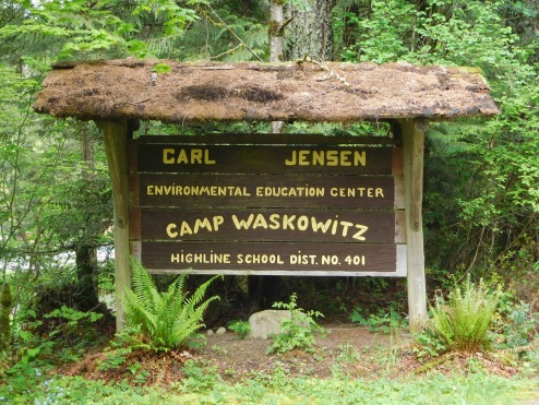 5-18-17 Camp Waskowitz Sign